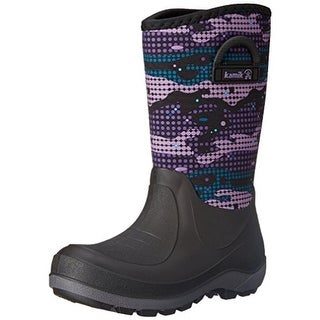 Kamik Girls Bluster2 Waterproof Winter Boots