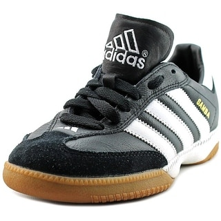 Adidas Samba Millennium Round Toe Leather Sneakers