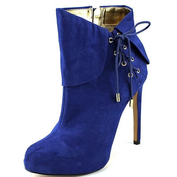 Thalia Sodi Ohlivia Women Cobalt Boots