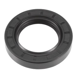 Oil Seal, TC 45mm x 72mm x 12mm, Nitrile Rubber Cover Double Lip - 45mmx72mmx12mm