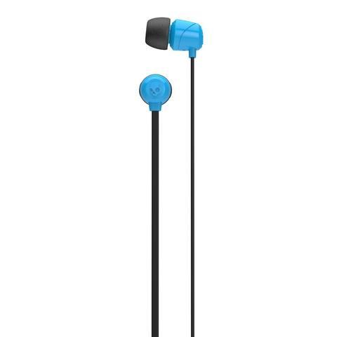 Skullcandy JIB Noise Isolating Earbuds - Blue - 5.1 x 2.6 x 1.3