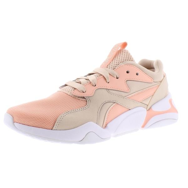 puma blush sneakers