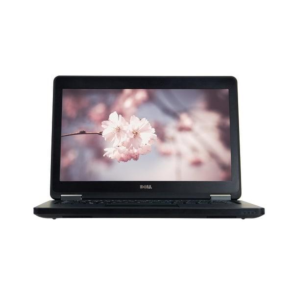 """Dell Latitude E5250 Intel Core i5-5200U 2.2GHz 4GB RAM 120GB SSD 12.5"""" Win 10 Home Laptop (Refurbished B Grade)"""