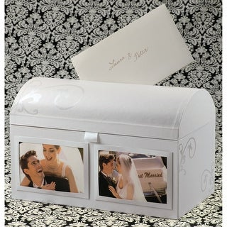 "Gift Card Holder W/Photo Pockets 1.16""X9""X8""-"