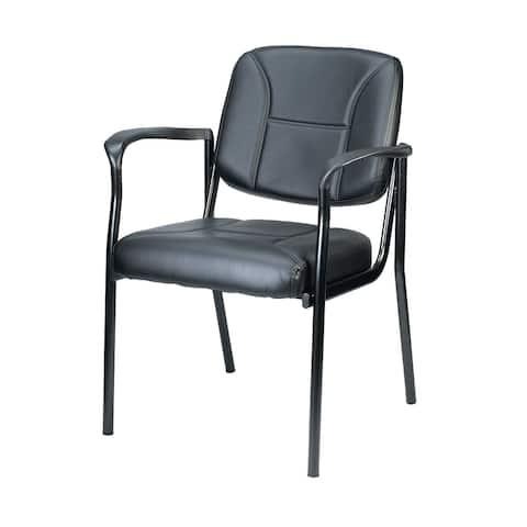 Eurotech Seating Dakota Side Chair, Black
