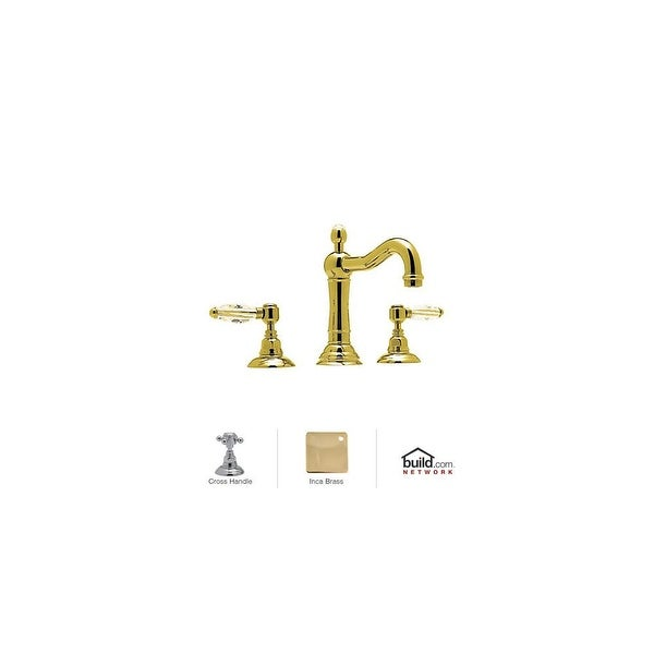 Charmant Shop Rohl A1409XM 2 Country Bath Widespread Bathroom Faucet With Metal  Cross Handles And Pop Up Drain   Free Shipping Today   Overstock   13374448