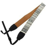 SHETU Authorized Universal Ethnic Customs Camera Shoulder Neck Strap #4 for DSLR