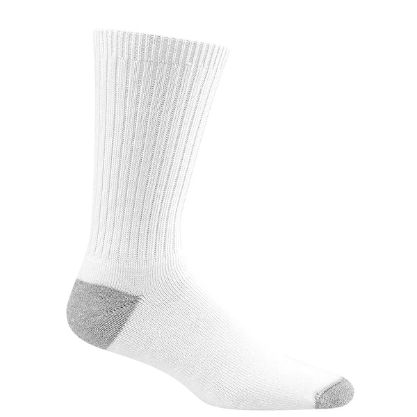 Unisex Adult Wigwam(r) Diabetic Sport Crew Socks - Cushioned Sole