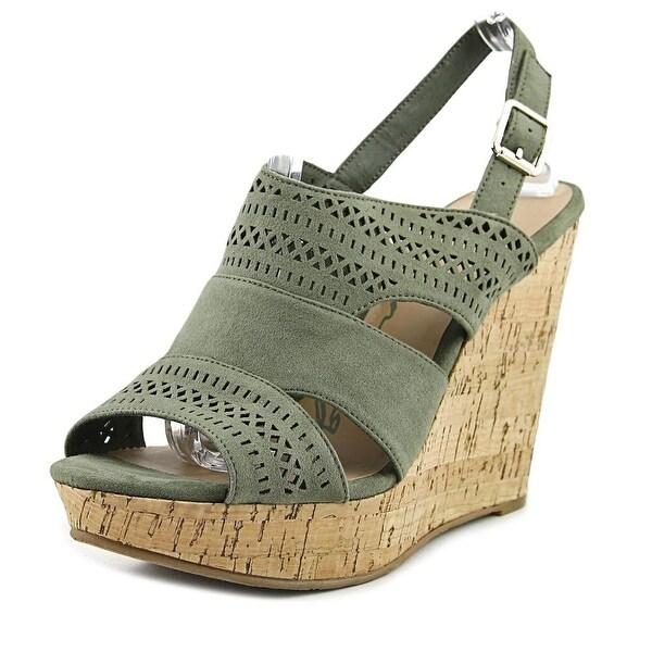 American Rag Amirra Women Olive Sandals