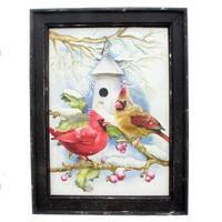 Framed Cardinal Print