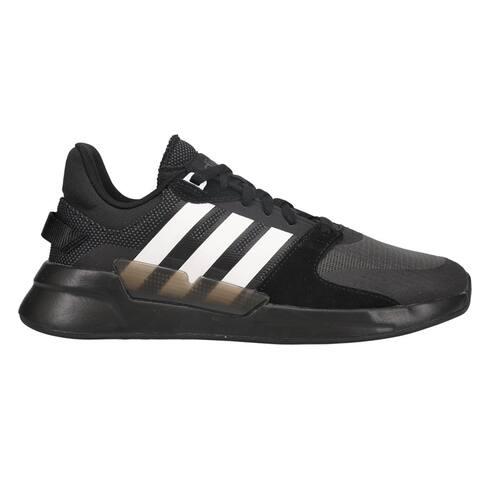 adidas Run90s Mens Sneakers Shoes Casual - Black
