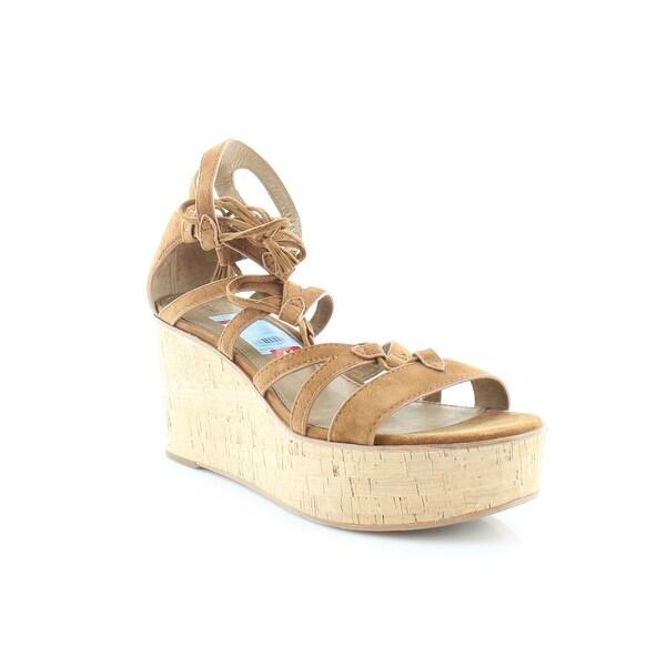 Frye Heather Women's Sandals Nutmeg