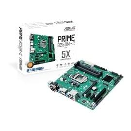 ASUS Motherboard PRIME B250M-C/CSM S1151 DDR4 B250 SATA PCI Express HDMI/DVI/VGA M.2 USB3.0 mATX Retail