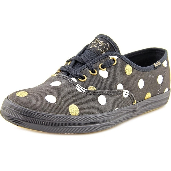 Keds CH TS Glitter Dot Women  Round Toe Canvas  Sneakers