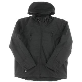 Tacvasen Mens Jacket Long Sleeves Outerwear - XL