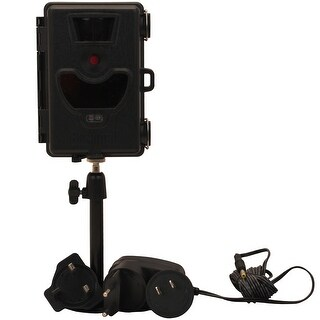 Bushnell 119519 bushnell 119519 6mp wifi surveillance cam,ng blk led nv