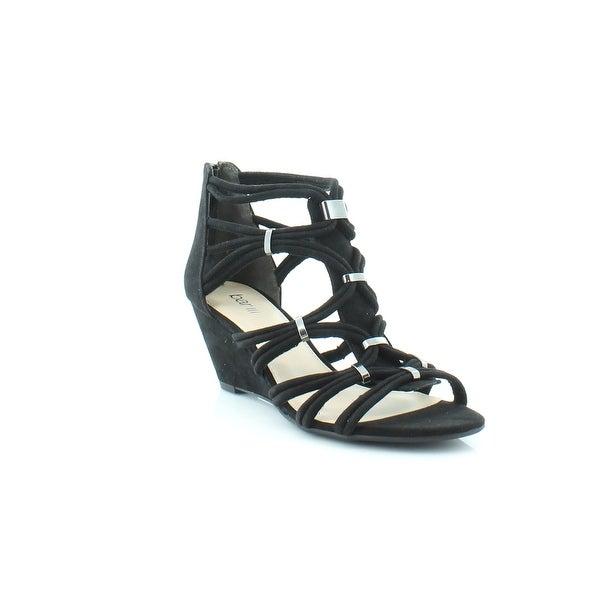 Bar III Kaylan Women's Sandals & Flip Flops Black