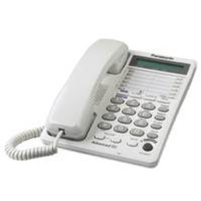Panasonic Consumer Kx-Ts208w 2 Line Speakerphone