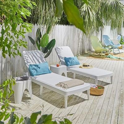 Mahina Rattan Chaise Lounge by Havenside Home