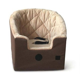 """K&H Pet Products Bucket Booster Pet Seat Small Tan 20"""" x 15"""" x 20"""""""