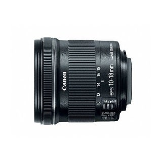 CANON CND9519B002B Canon EF-S 10-18mm f/4.5-5.6 IS STM Lens