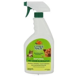 Citrus Magic Pet Odor Eliminator 22-ounce