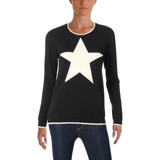 Lauren Ralph Lauren Womens Laney Pullover Sweater Cashmere Long Sleeves
