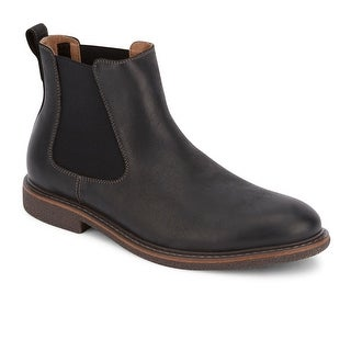 Lucky Brand Mens Milford Leather Chelsea Boot