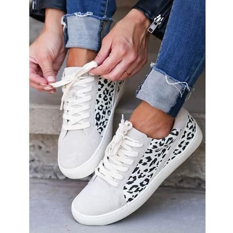 All Season Leather Sneakers