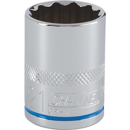 Channellock 21Mm 1/2 Drive Socket