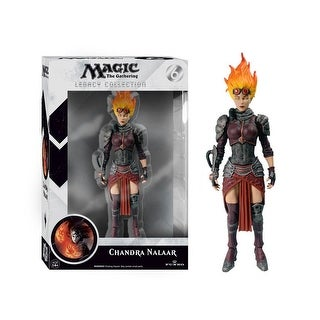 Magic: The Gathering Legacy Collection Chandra Nalaar Action Figure - multi
