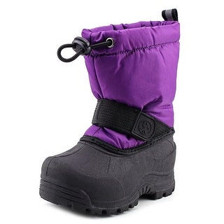 Northside Frosty Round Toe Synthetic Snow Boot