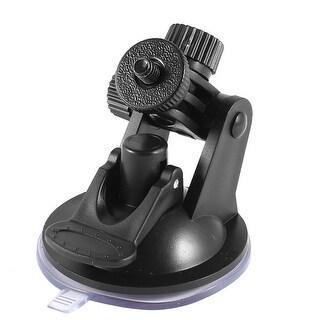 Car Camera Suction Cup Mount Stand Bracket Black for GoPro HD Hero2 Hero3 Hero3+