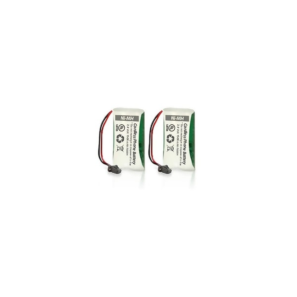 Replacement Battery For Uniden D3097 Cordless Phones - BT1008 (700mAh, 2.4V, Ni-MH) - 2 Pack