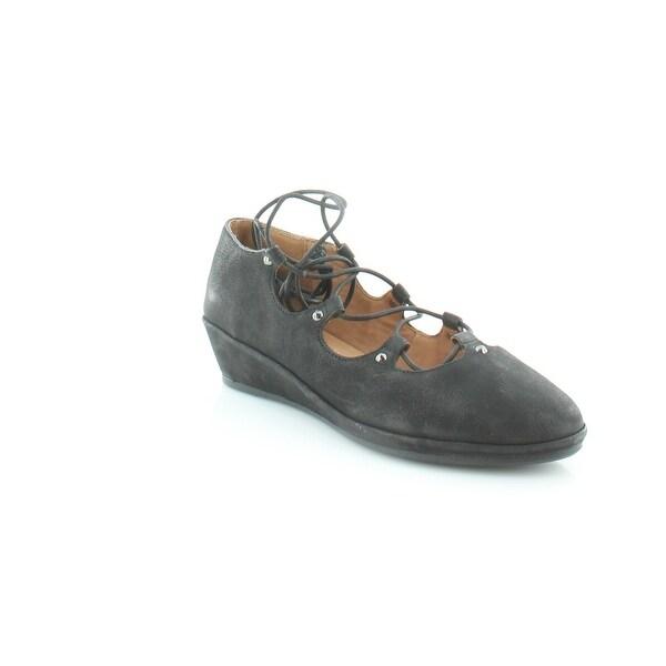 Gentle Souls Nita Women's Sandals & Flip Flops Black