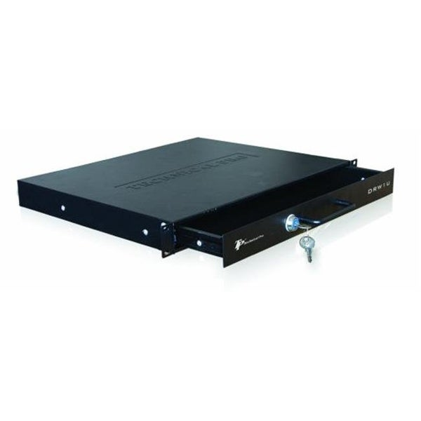 Rack-Mountable 1U Drawer