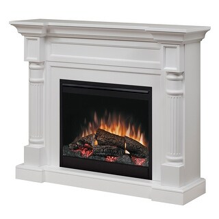 Dimplex DFP26-1109W Winston Electric Fireplace