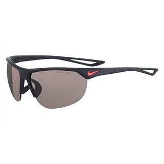 Nike EV0938-460 Sunglasses Cross Trainer Obsidian Crimson Frame Speed Tint Lens