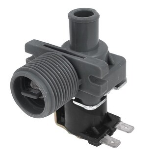 AC 220-240V 3/4PT Male Thread Solenoid Water Valve for Washing Machine