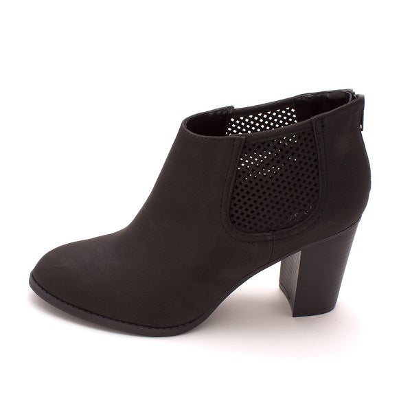 Style & Co. Womens Lanaa Closed Toe Ankle Fashion Boots