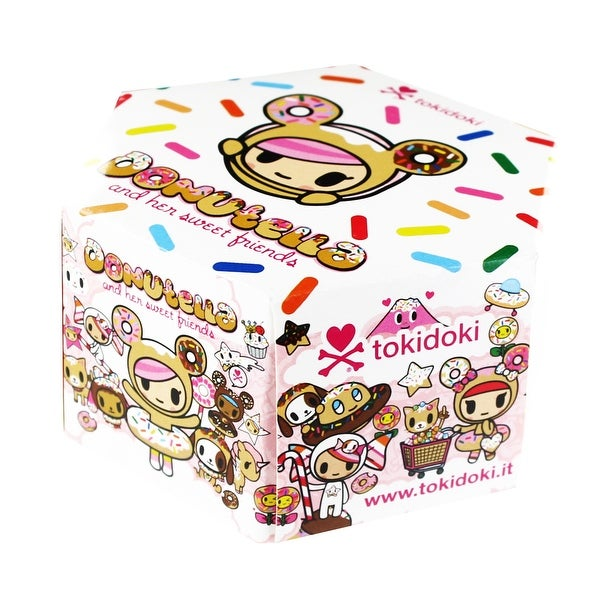 "Tokidoki 2.75"" Donutella & Her Sweet Friends Blind Boxed Mini Figure - multi"