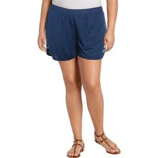 Adidas Womens Shorts Printed Clima Chill - XL