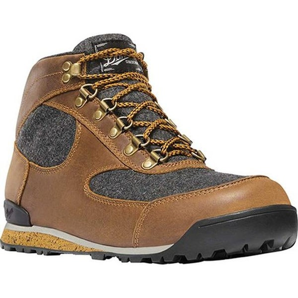 Shop Danner Men S Jag Hiking Boot Elk Brown Full Grain
