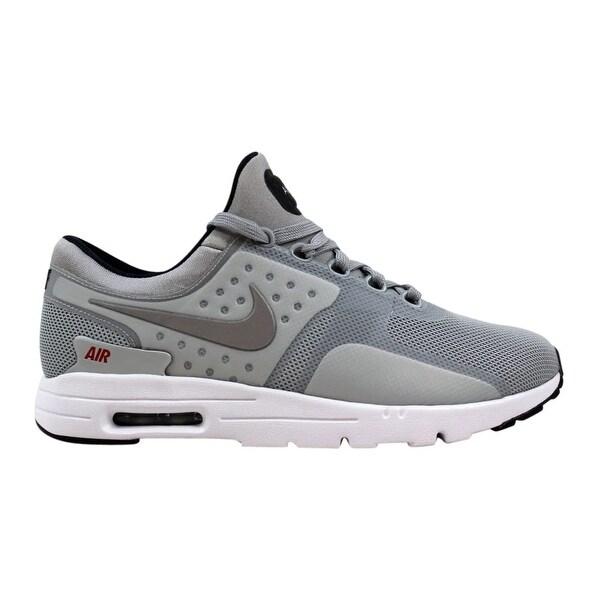 Nike W Nike Air Max Zero QS Shoes Silver Women Nike