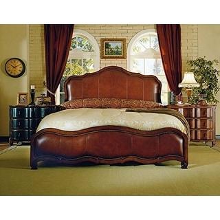 Chambord King Upholstered Platform Bed