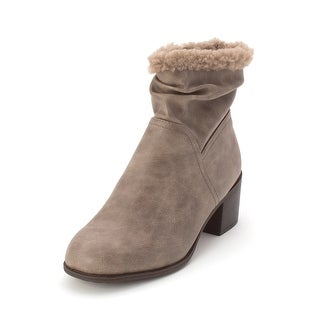 Link to Style & Co. Womens Penelopyp Closed Toe Ankle Cold Weather Boots Similar Items in Women's Shoes