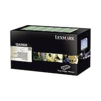 Lexmark 12A7405 Black High Yield Toner Cartridge For E321 / E323 / E323tn -6000 Pages