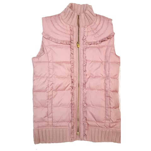 Juicy Couture Vest, Pink, XL