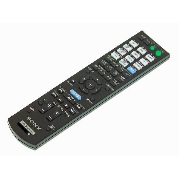 OEM Sony Remote Control Originally Shipped With: STR-DN840, STRDN840