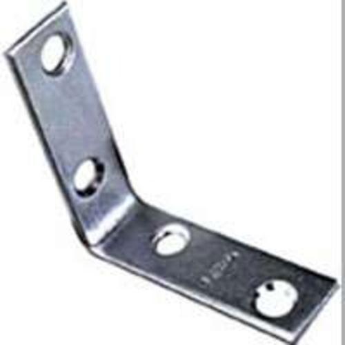Stanley 113159 Crn Brace, 1.5 x 5/8, Galvanized, Steel
